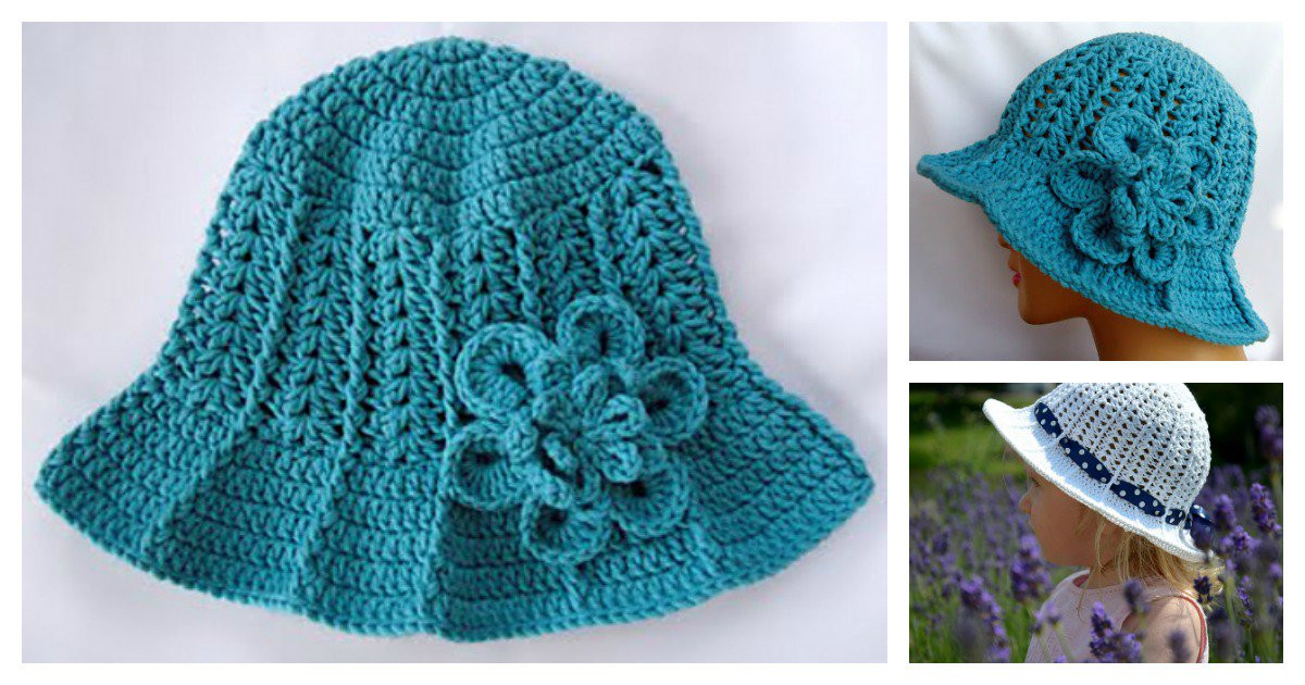 Beautiful Ridge Sun Hat Free Crochet Pattern Crochet Sun Hat Pattern Of Superb 48 Ideas Crochet Sun Hat Pattern