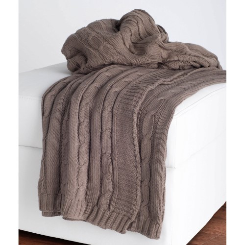 Beautiful Rizzy Home Cable Knit Cotton Luxury Sweater Throw Blanket Cotton Knit Blanket Of Innovative 42 Models Cotton Knit Blanket