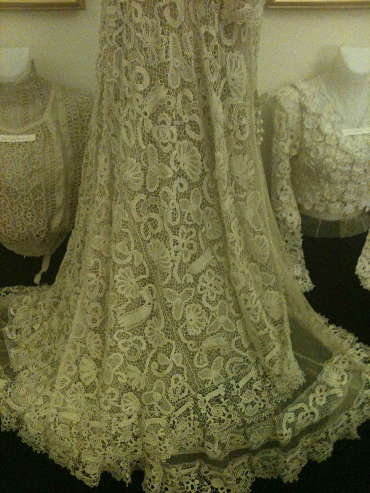 Beautiful Rosemary Cathcart Antique Lace and Vintage Fashion the Irish Lace Of Incredible 40 Ideas Irish Lace