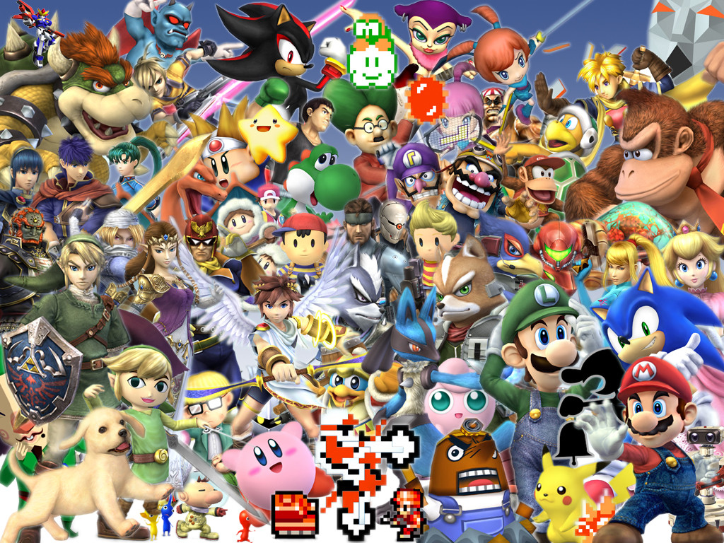 "Beautiful Sakurai Next Super Smash Bros In ""first Step the New Family Games Of Perfect 47 Ideas New Family Games"