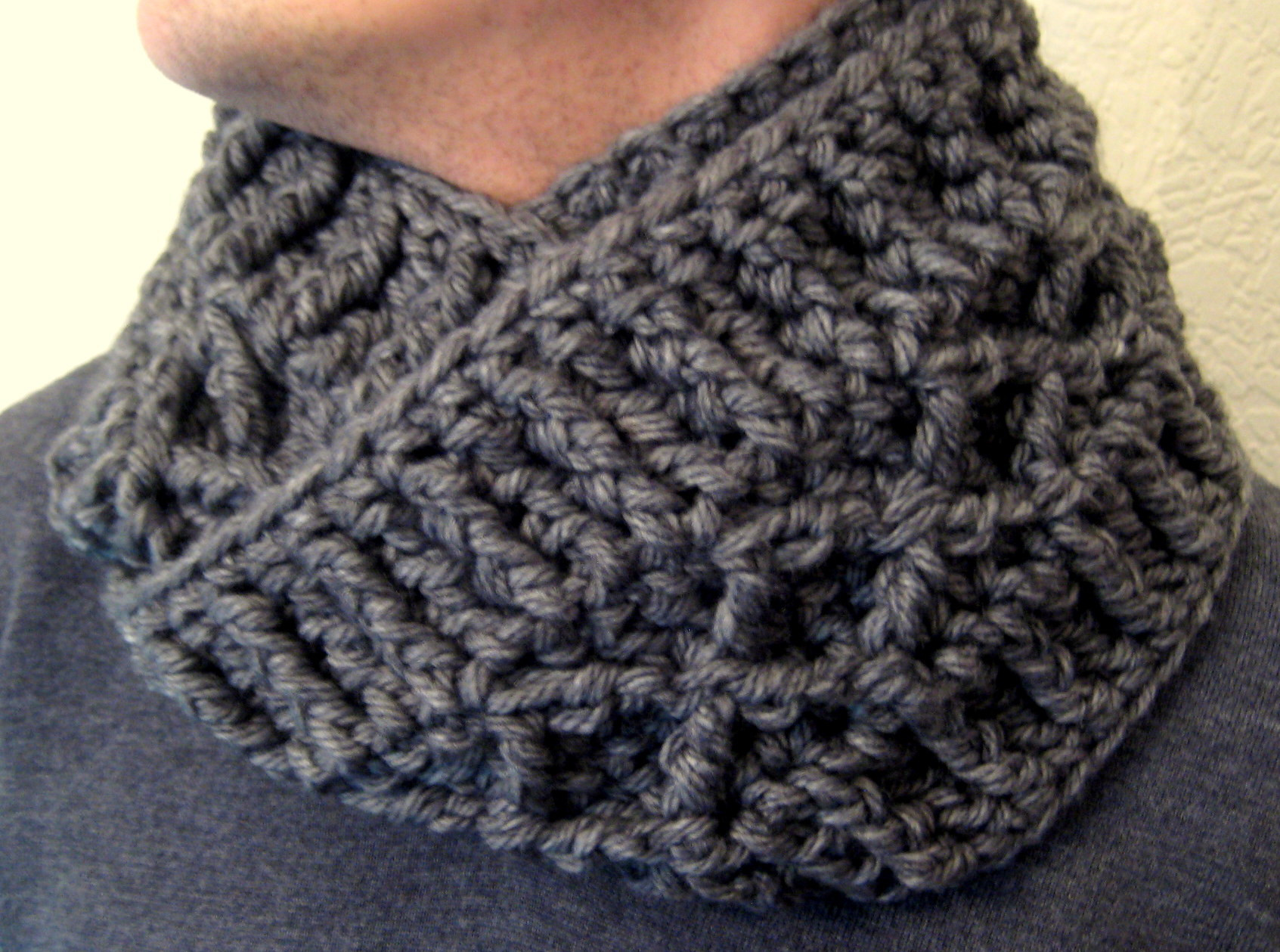 Beautiful Scarf and Cowl Patterns Chunky Scarf Pattern Of Marvelous 49 Photos Chunky Scarf Pattern