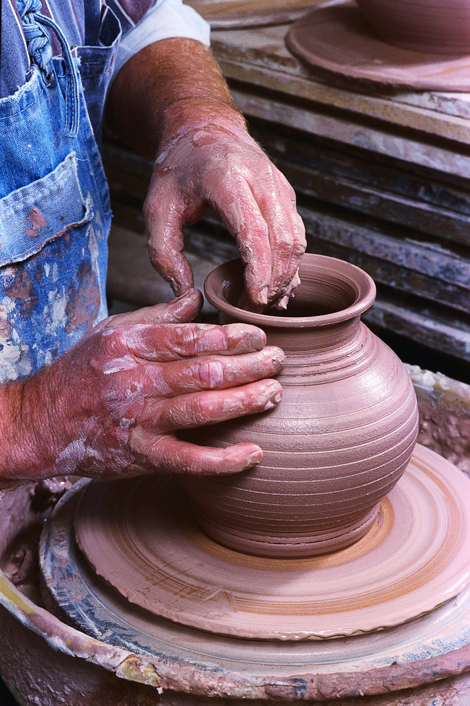 Beautiful Science Inspiration where Was the Potter's Wheel Invented Clay Pottery Making Of Gorgeous 43 Photos Clay Pottery Making