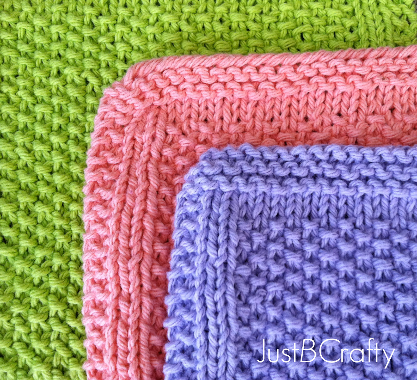 Beautiful Seed Stitch Dishcloths Just Be Crafty Dishcloth Patterns Of Charming 41 Images Dishcloth Patterns