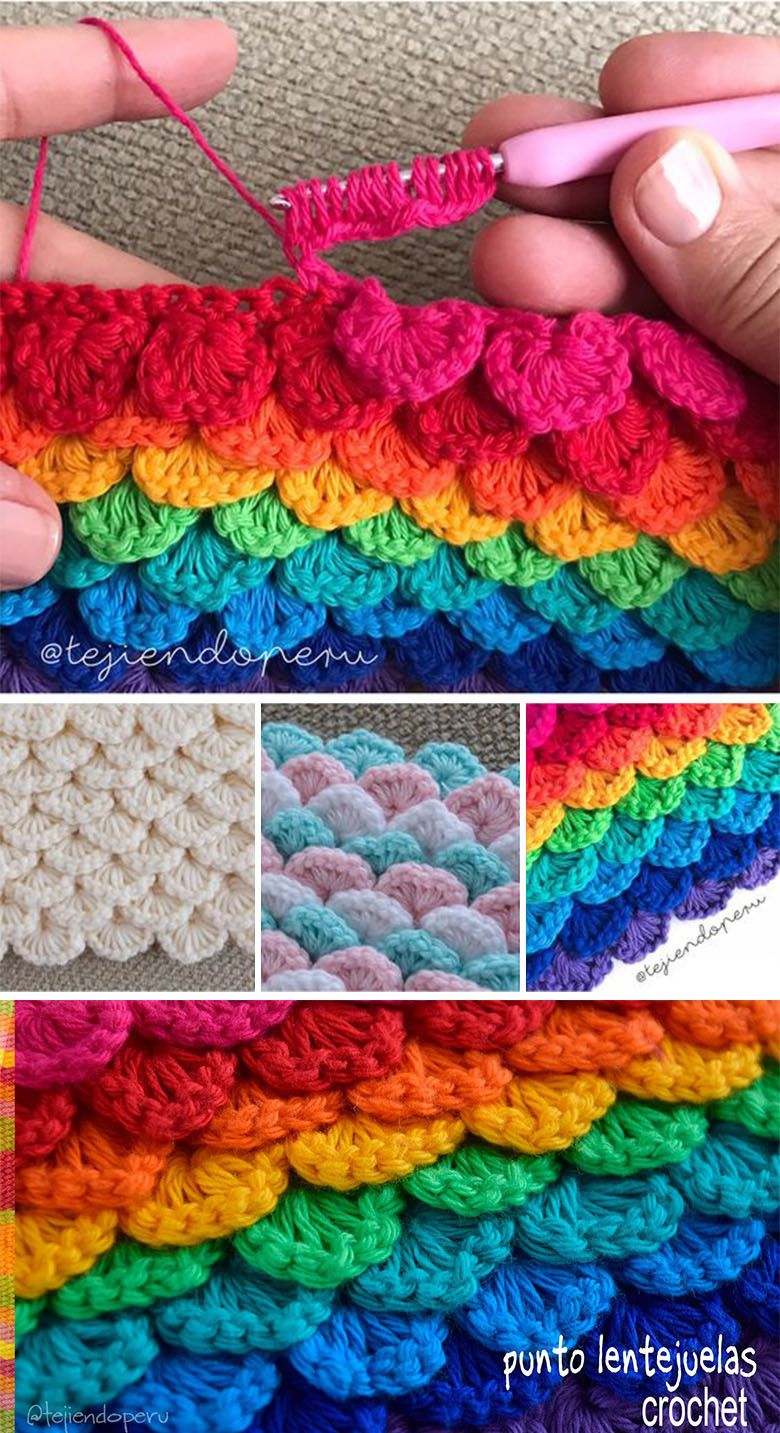 Beautiful Sequins Stitch Crochet Pattern Tutorial Crochet Stitches with Pictures Of Marvelous 46 Photos Crochet Stitches with Pictures