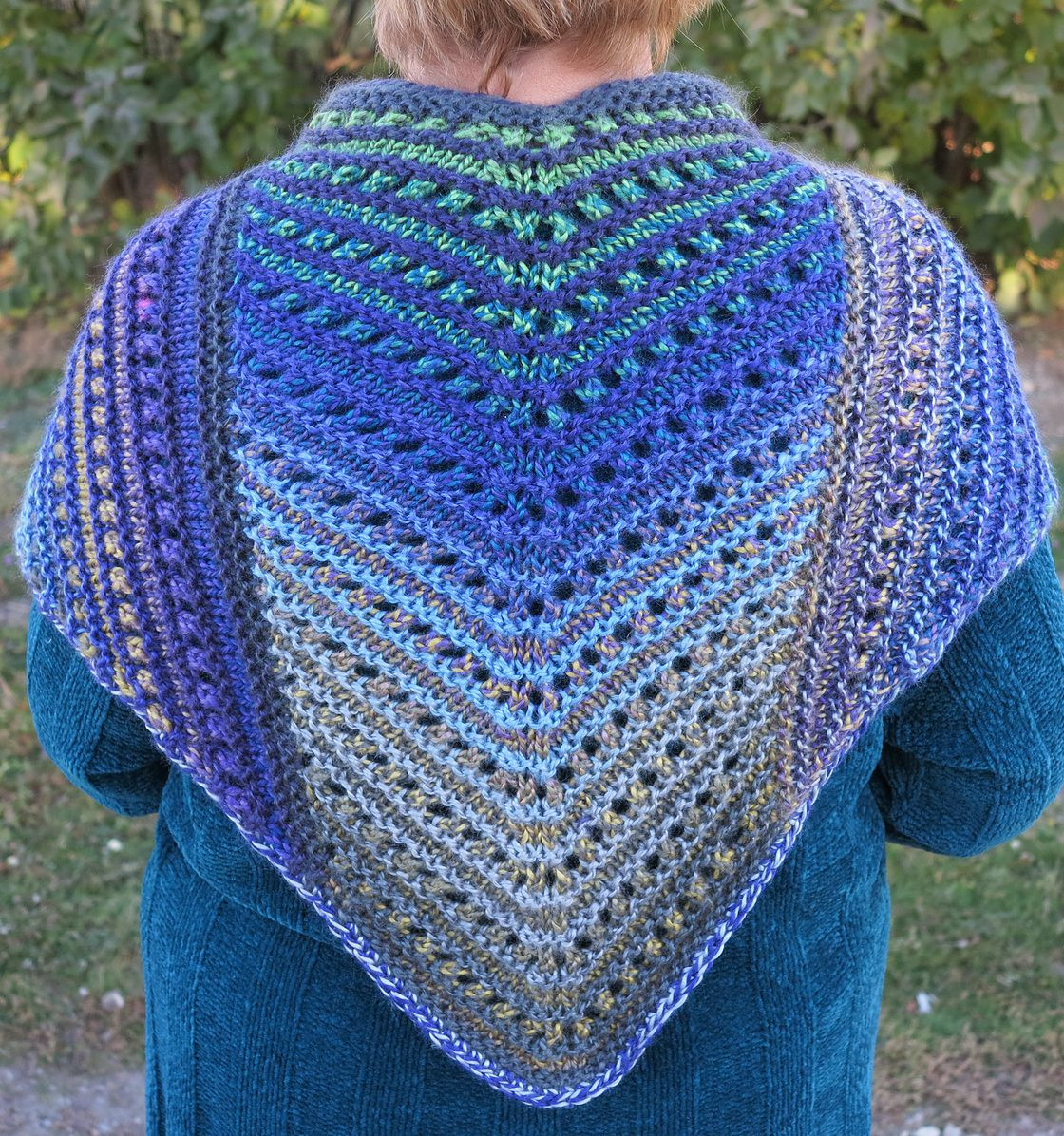 Beautiful Shawls for Bulky Yarn Knitting Patterns Knitted Wrap Pattern Of Adorable 40 Photos Knitted Wrap Pattern