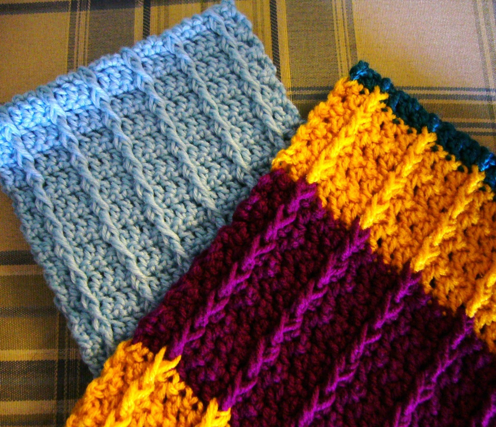 Beautiful Simply Shoeboxes Double Crochet Front Post Crochet Scarf Crochet Stitches for Scarves Of Gorgeous 48 Ideas Crochet Stitches for Scarves