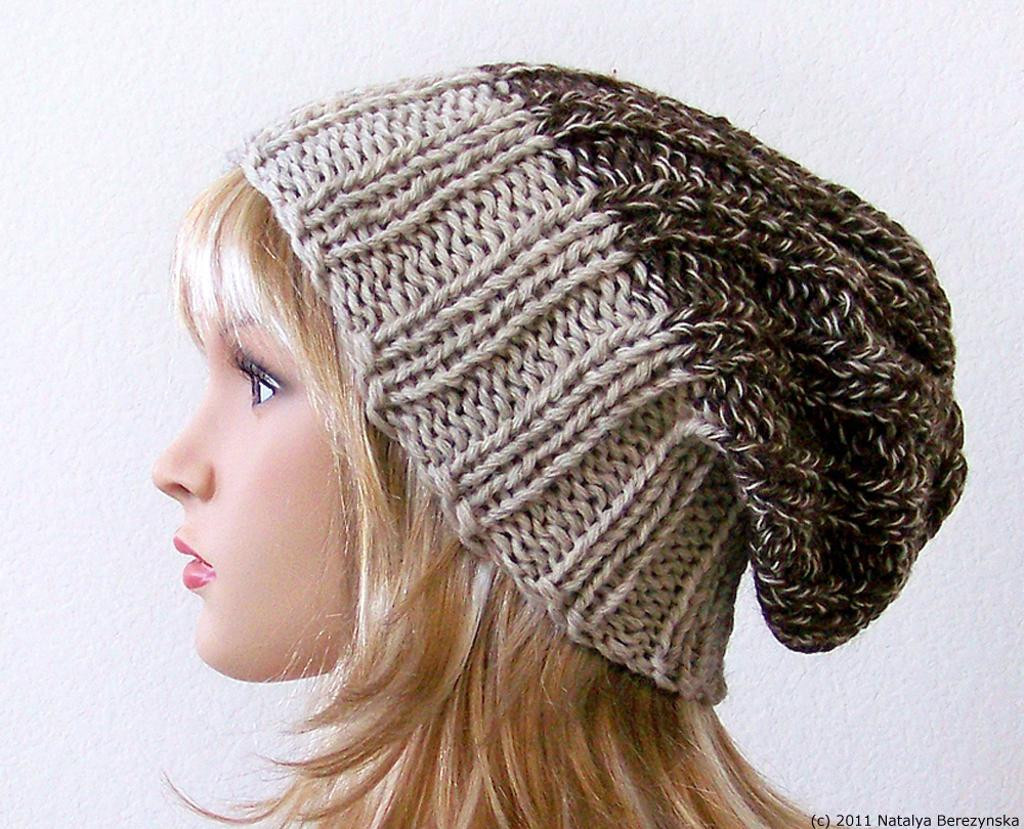 Beautiful Slouchy Beanie Slouchy Hat Winter Hat by Natalya1905 Slouchy Winter Hat Of Top 47 Models Slouchy Winter Hat