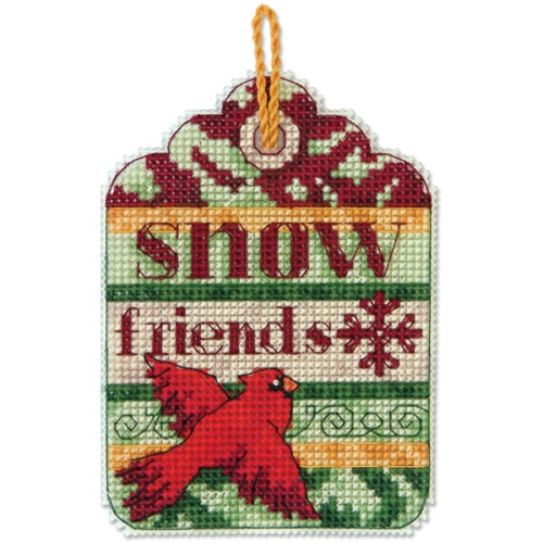 Beautiful Snow Friends ornament Counted Cross Stitch Kit Cross Stitch Christmas ornament Kits Of Gorgeous 46 Models Cross Stitch Christmas ornament Kits