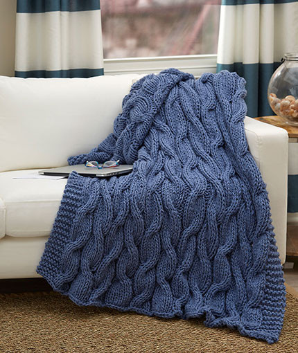 Beautiful solid Colored Throws to Crochet and Knit Red Heart Free Knitting Patterns Of Unique 34 Models Red Heart Free Knitting Patterns