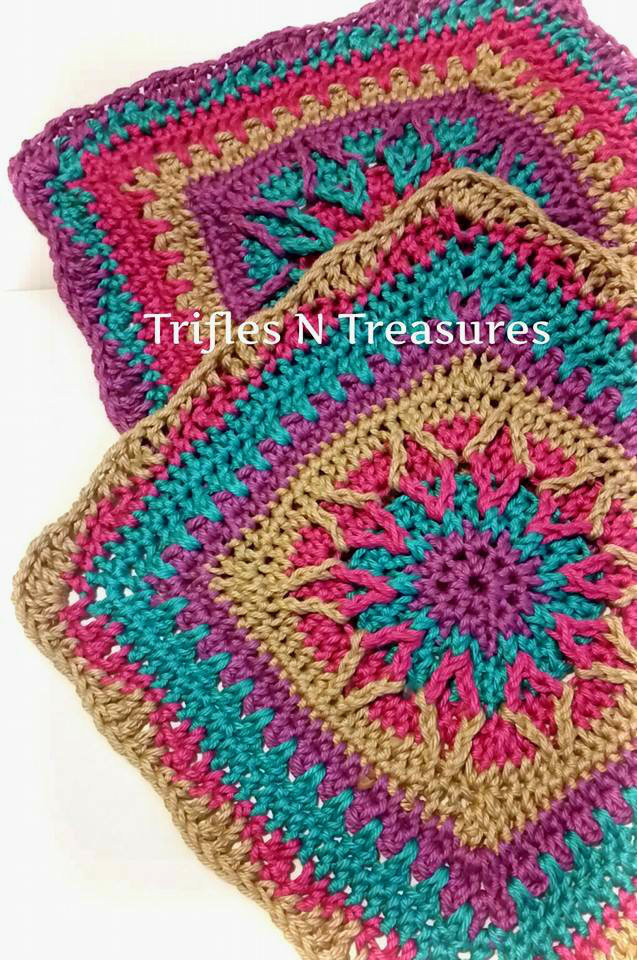 Beautiful Starburst Crochet Granny Square Crochet Star Afghan Pattern Of New 45 Photos Crochet Star Afghan Pattern