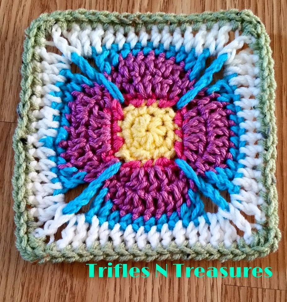 Beautiful Stashbuster Crochet Granny Square Afghan Squares Of Perfect 50 Ideas Afghan Squares