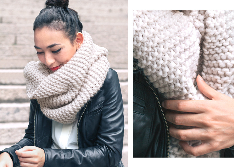 Beautiful Style Trends Chunky Knit Scarves Sheep and Stitch Chunky Knit Scarf Pattern Of Adorable 50 Ideas Chunky Knit Scarf Pattern