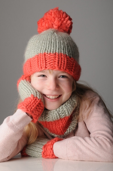 super chunky knitting patterns for children