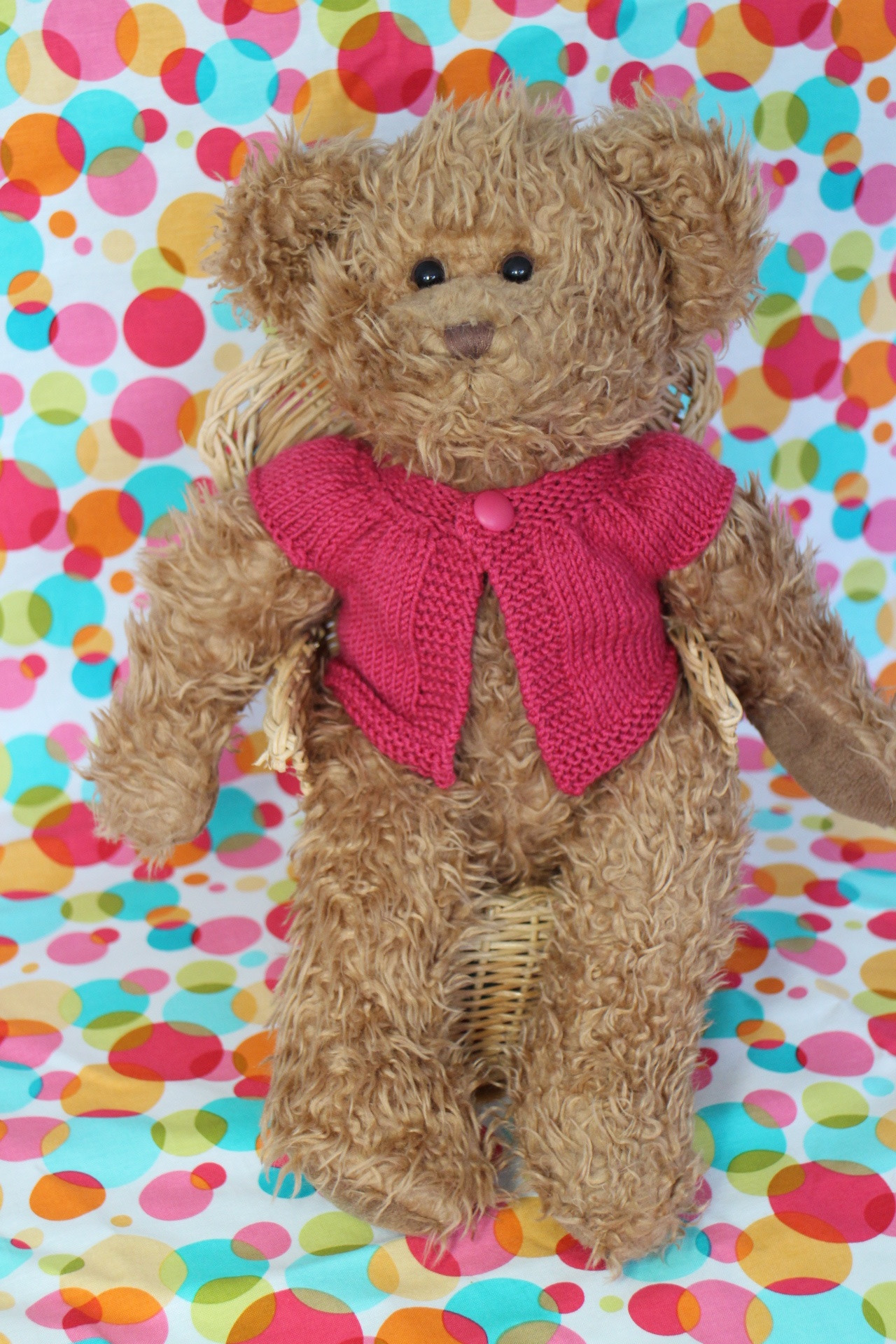 Beautiful Teddy Bear Knitted Clothes Patterns Craftsmumship A Teddy Bear Knitting Pattern Of Perfect 48 Ideas Teddy Bear Knitting Pattern