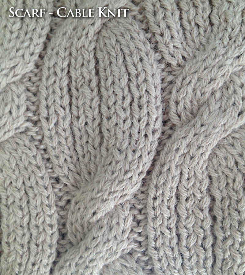 Beautiful the Alpaca Girl Scarf Cable Knit Cable Knit Scarf Of Delightful 48 Ideas Cable Knit Scarf