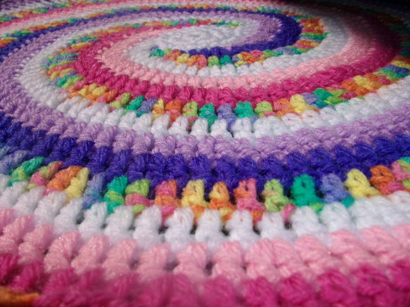 Beautiful the Crochet Case Tangles Tantrums and Times Tables Crochet Spiral Blanket Of Amazing 49 Models Crochet Spiral Blanket