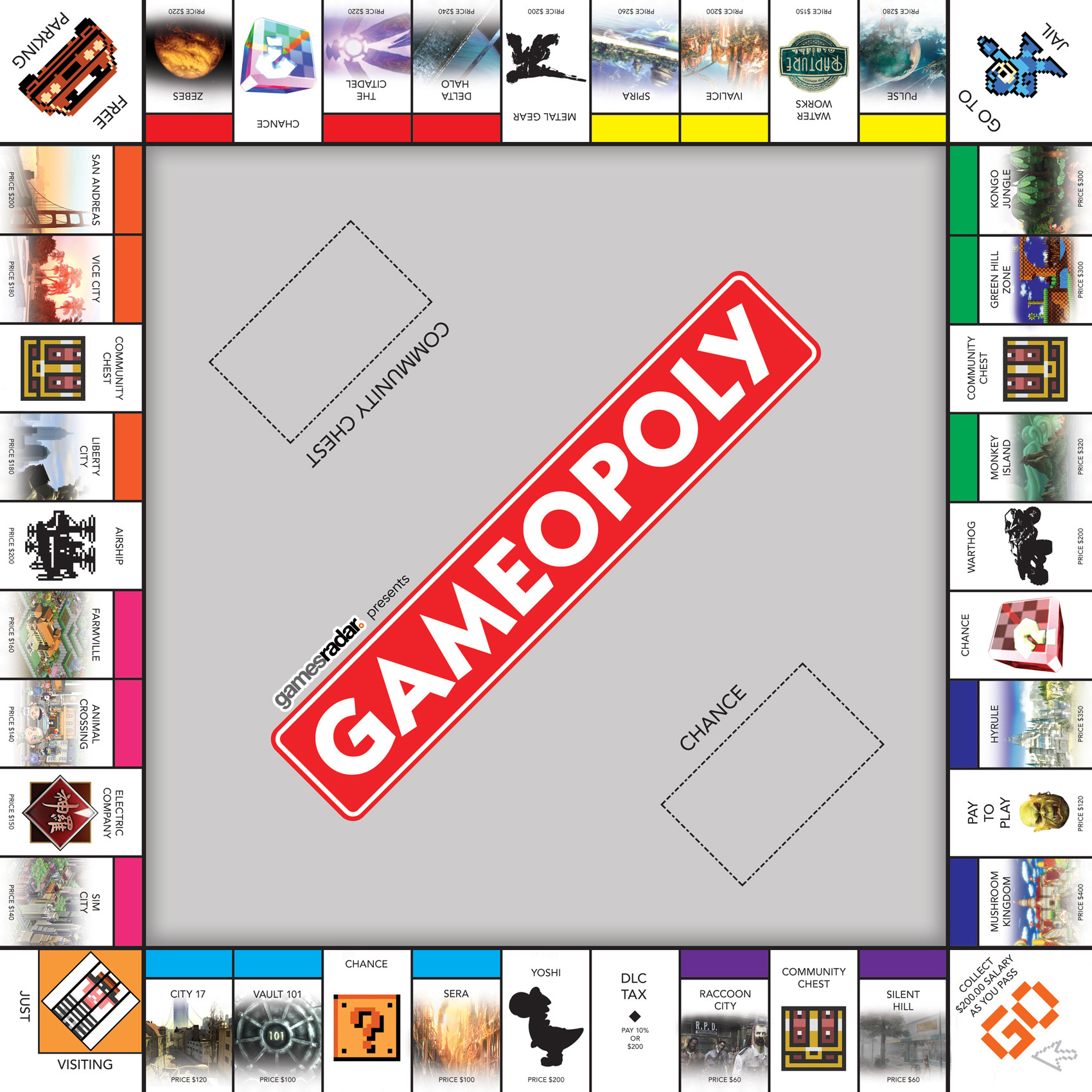 The geekiest version of Monopoly you ll ever play