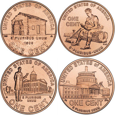 Beautiful the Many Reverses Of the Lincoln Penny Lincoln Cent Values Of Amazing 50 Images Lincoln Cent Values