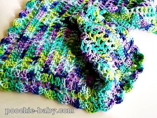 """Beautiful the Pattern for This """"one Skein"""" Blanket is now Available One Skein Baby Blanket Of Wonderful 39 Photos One Skein Baby Blanket"""