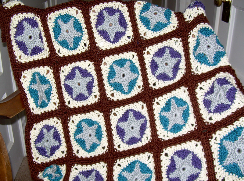 Beautiful the Rabbit Hutch Crocheted Gift Crochet Star Blanket Of Superb 49 Images Crochet Star Blanket