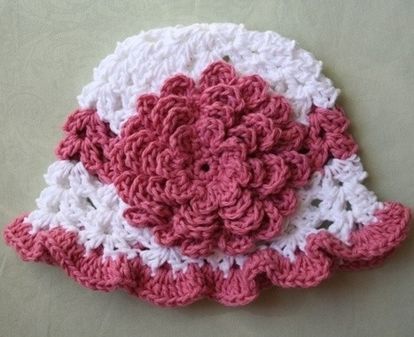 Beautiful the whoot Crochet Free Patterns Crochet Flowers for Hats Free Patterns Of Contemporary 43 Pics Crochet Flowers for Hats Free Patterns