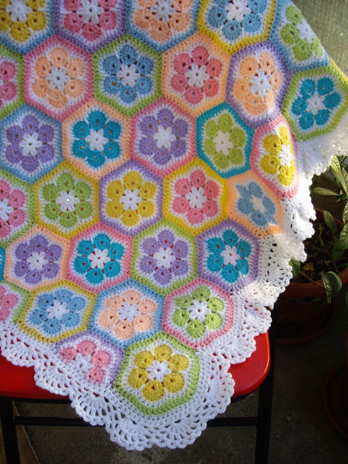 Beautiful This is Traditional Granny Square Blanket It is Crocheted Afghan Squares Of Perfect 50 Ideas Afghan Squares