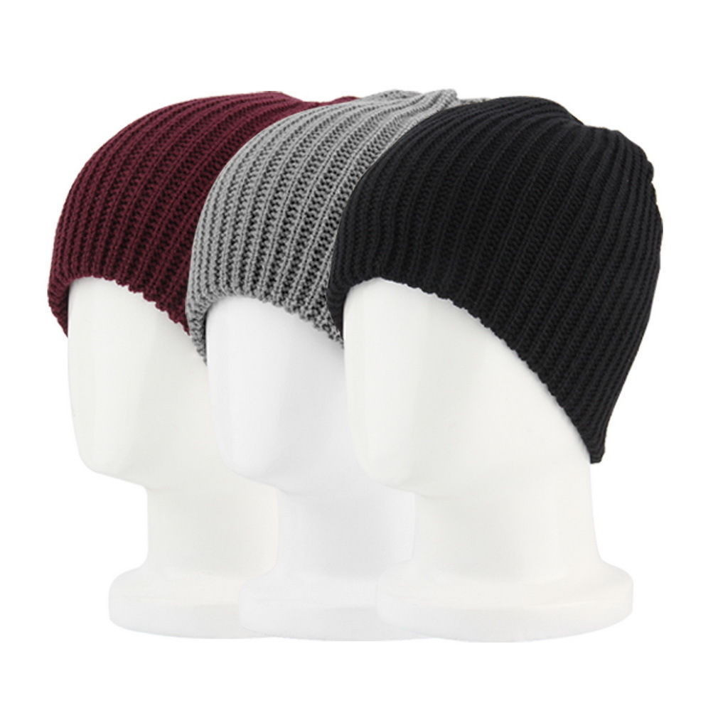 Beautiful Trendy Chic Men Knitting Slouchy Beanie Cap Baggy Winter Slouchy Winter Hat Of Top 47 Models Slouchy Winter Hat