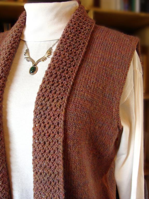 Beautiful Treyi Vest by Jean Clement Knitted Vest Patterns Of Amazing 50 Models Knitted Vest Patterns