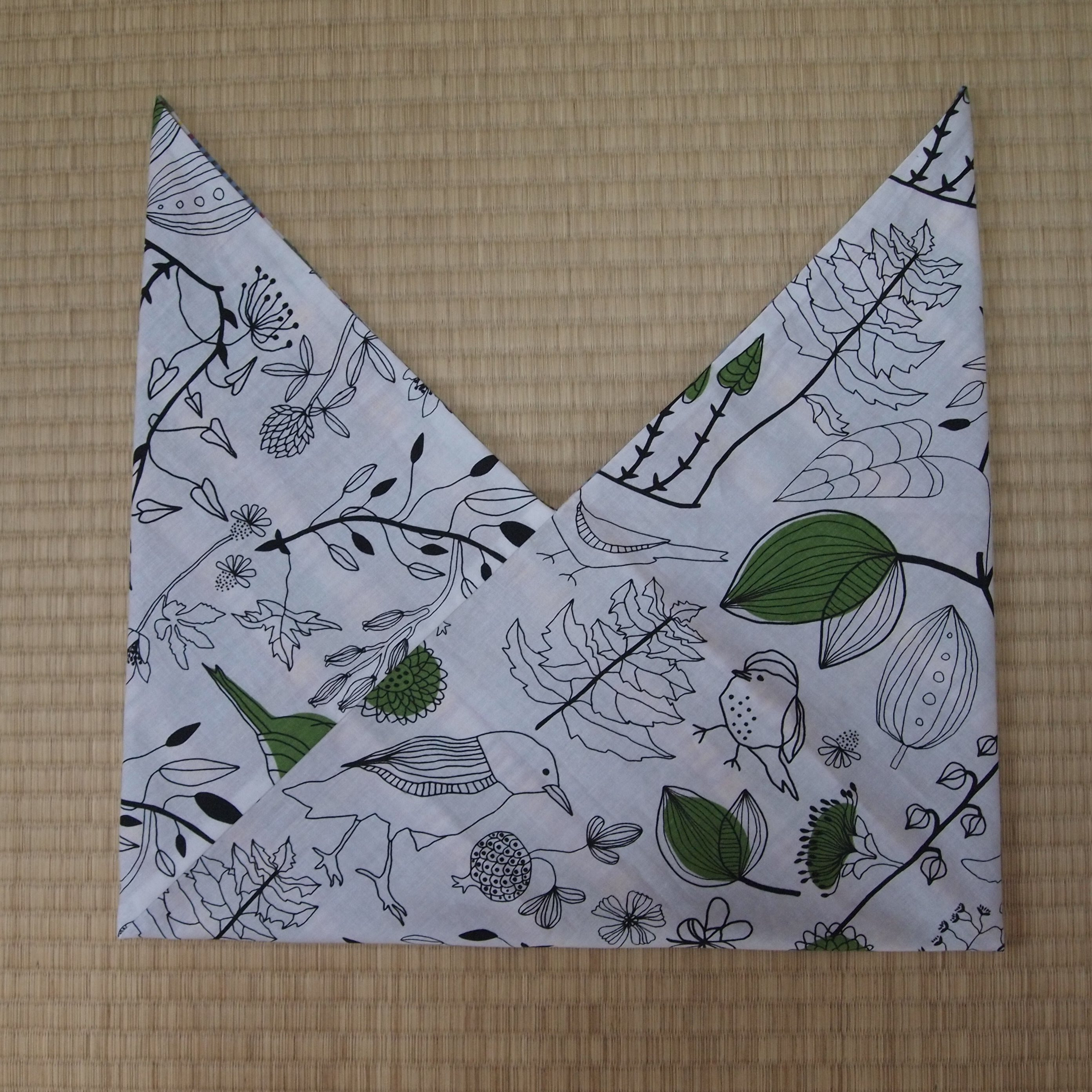 TRIANGLE bag – Sewing Projects