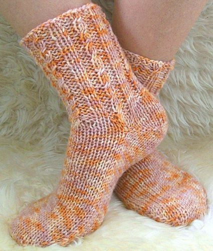 Beautiful Two Needle socks for Those that Fear Dpn or Circular sock Knitting Needles Of Wonderful 44 Photos sock Knitting Needles