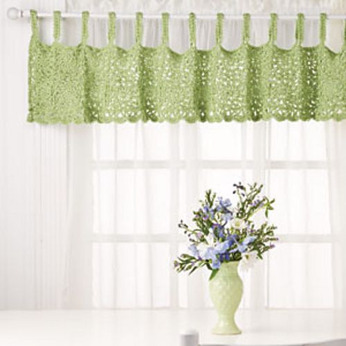 Beautiful Valances Crochet Magazine and Valance Patterns On Pinterest Crochet Curtains Of Marvelous 47 Pictures Crochet Curtains