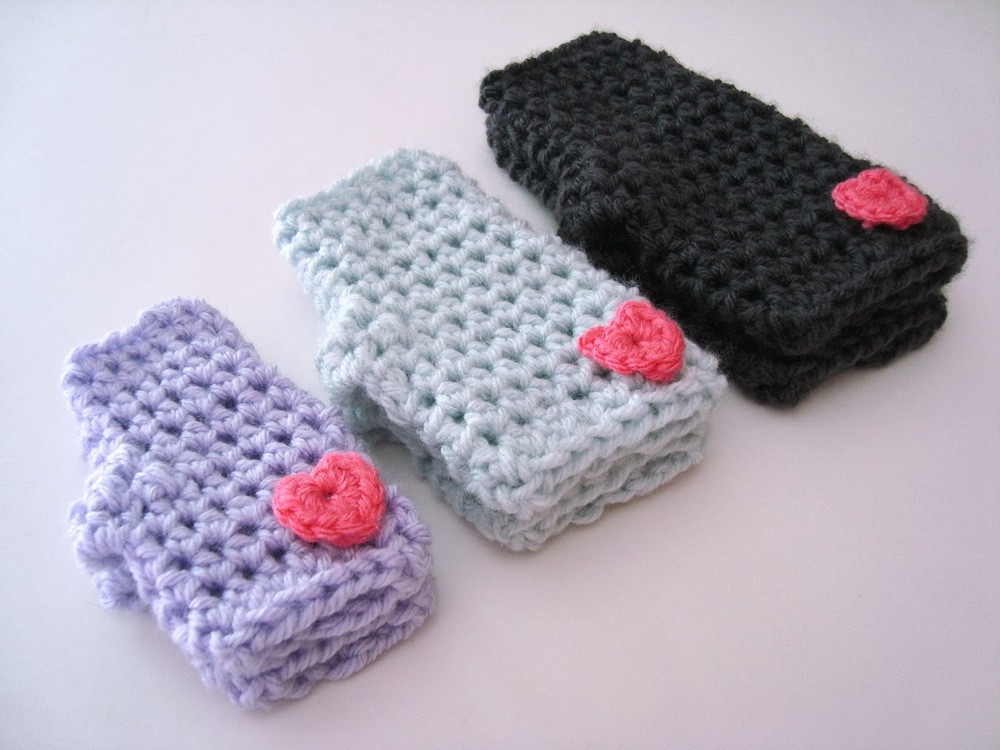 Very Adorable Valentine s Mitts