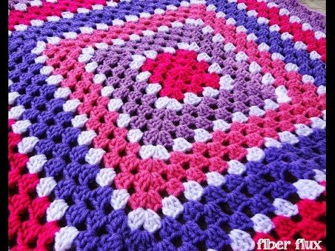 Beautiful Very Easy Crochet Granny Square Blanket Never Ending Easy Granny Square Blanket Pattern Of Contemporary 40 Models Easy Granny Square Blanket Pattern