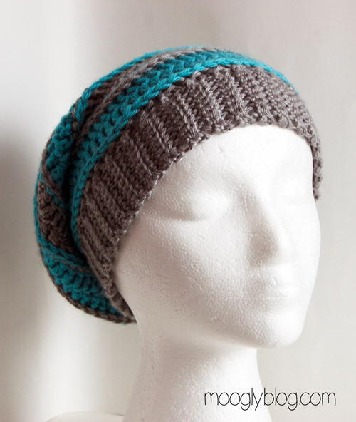 Beautiful Video Tutorial How to Make Crochet Ribbing for Brims and Slouchy Beanie Crochet Pattern Free Of Awesome 45 Pics Slouchy Beanie Crochet Pattern Free