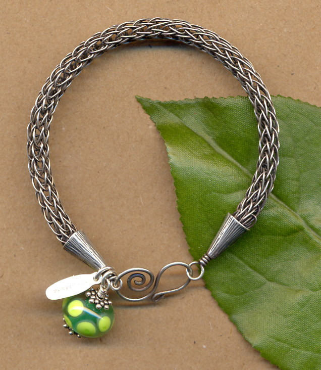 Beautiful Viking Knit Woven Chain Tutorial – Annemade Jewelry Viking Wire Weaving Of Gorgeous 43 Images Viking Wire Weaving