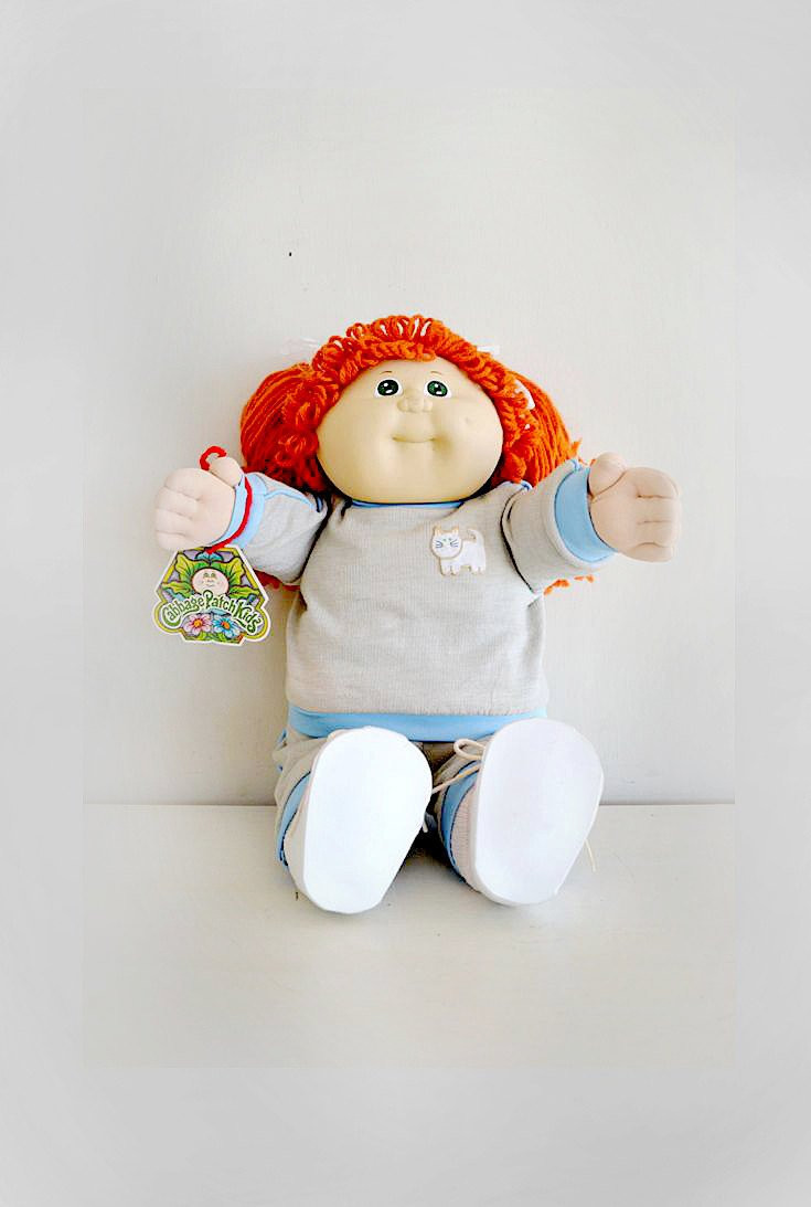 Beautiful Vintage 1984 Cabbage Patch Doll Edna Patience Old Cabbage Patch Doll Of Wonderful 47 Ideas Old Cabbage Patch Doll