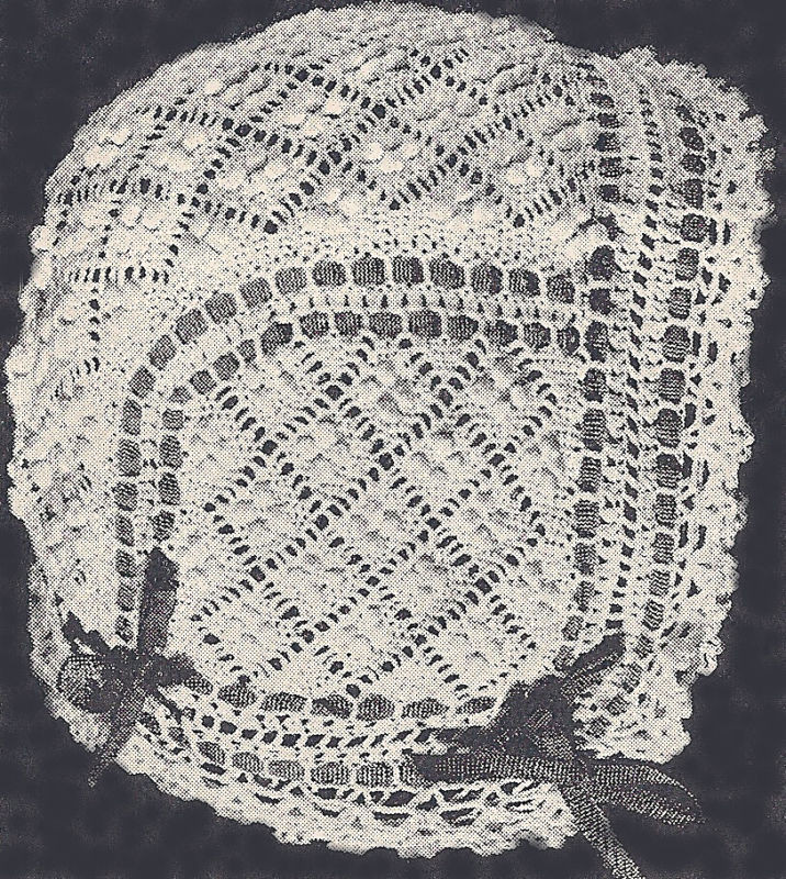 Beautiful Vintage Antique Crochet Pattern to Make Baby Cap Hat Vintage Crochet Patterns Of Attractive 43 Pictures Vintage Crochet Patterns
