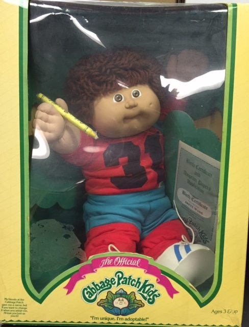 Vintage Cabbage Patch Kids for sale unboxed – Yello80s