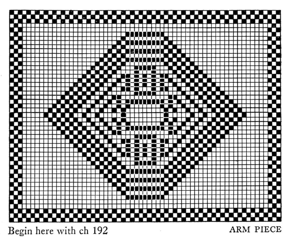 Beautiful Vintage Crafts and More Free Vintage Craft Patterns Free Crochet Graph Maker Of Incredible 46 Models Free Crochet Graph Maker