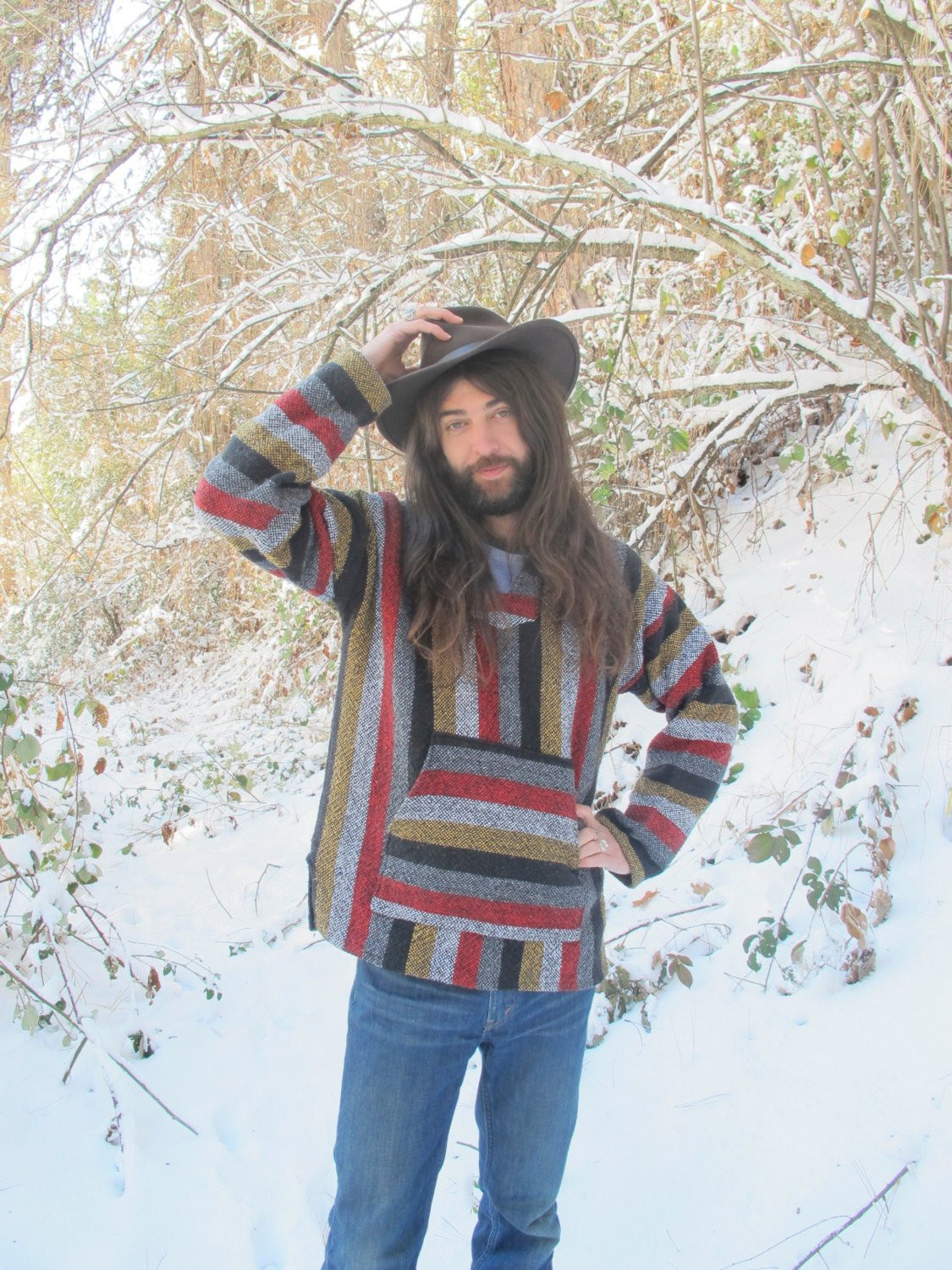 Beautiful Vintage Men S Cool Cactus Mexican Poncho Hoo Cool Ponchos Of Luxury 46 Pics Cool Ponchos