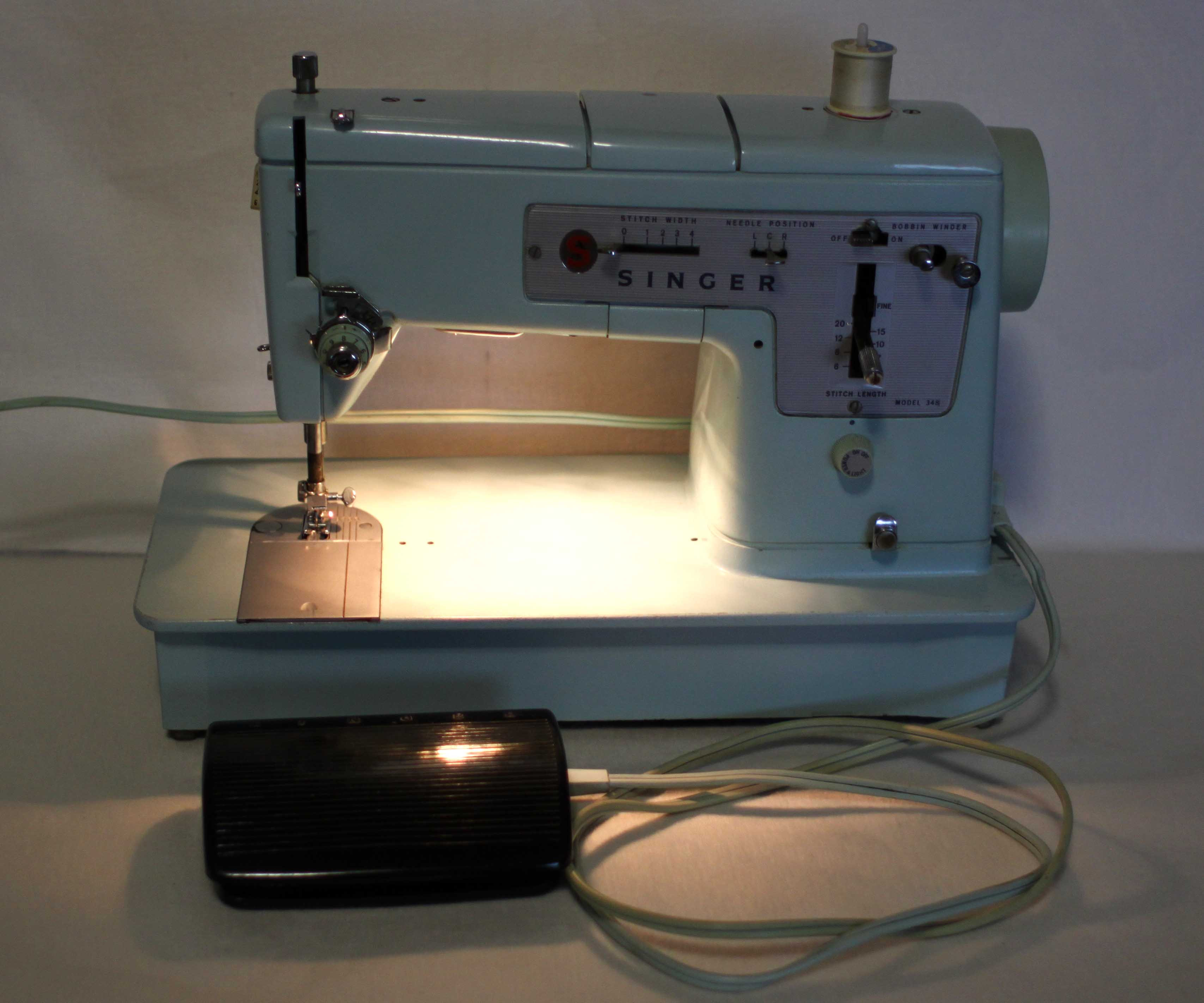 Beautiful Vintage Singer 348 Sewing Machine with Foot Pedal Singer Sewing Machine Feet Of Amazing 50 Pics Singer Sewing Machine Feet