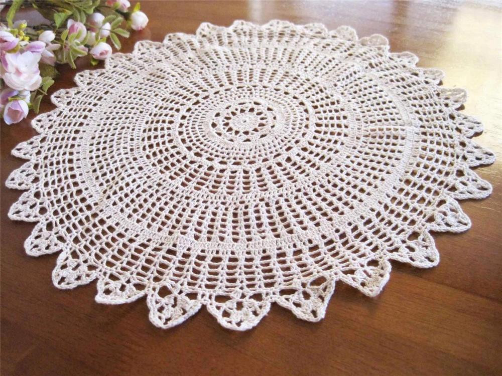 Beautiful Vintage Style Fine Yarn Hand Crochet Lace Beige Cotton Hand Crochet Yarn Of Delightful 43 Models Hand Crochet Yarn