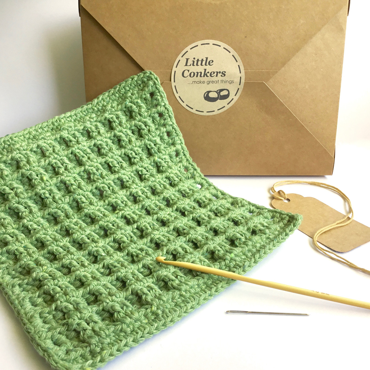 Beautiful Waffle Stitch Dishcloth Crochet Pattern and Kit Little Beginners Crochet Kit Of Amazing 49 Photos Beginners Crochet Kit