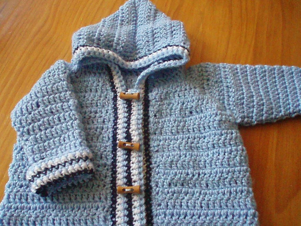 Warm Hoo Boy s Hooded Sweater by Jenny Peters Craftsy