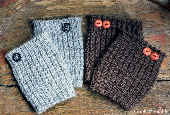 Beautiful Warm Knitted Boot Cuff Patterns for Fall Knitted Boot Cuffs Of Awesome Kriskrafter Free Knit Pattern 2 Needle Boot toppers Cuffs Knitted Boot Cuffs