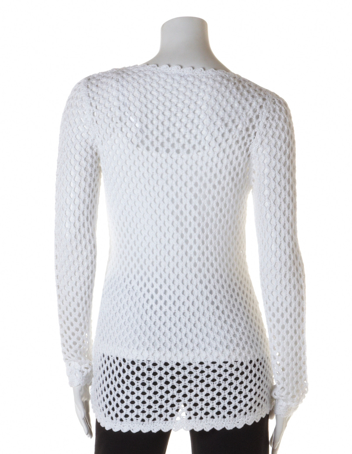 Beautiful White Crochet Pullover Sweater White Crochet Sweater Of Wonderful 44 Ideas White Crochet Sweater
