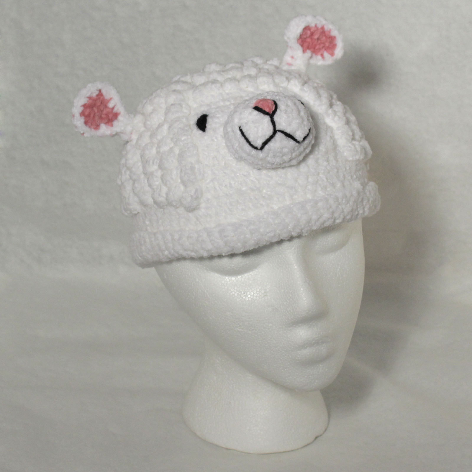 Beautiful White Lamb Hat for Children Animal Hats Other Lamb Hat Of Awesome 46 Images Lamb Hat
