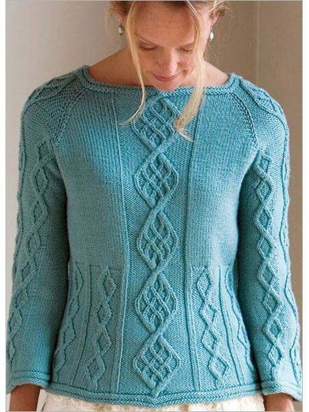 """Beautiful Womans Aran Cable Sweater Easy Pattern 28"""" 47 Easy Knit Sweater Of Brilliant 50 Images Easy Knit Sweater"""