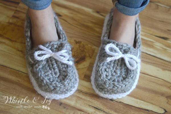 Beautiful Women S Chunky Boat Slippers Whistle and Ivy Crochet Womens Slippers Of Luxury 49 Pictures Crochet Womens Slippers