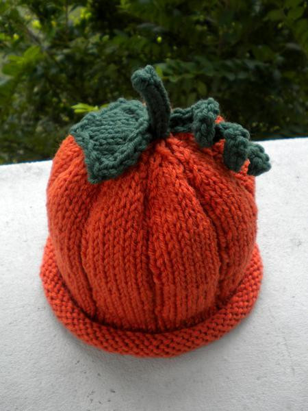 Beautiful You Have to See Perfect Pumpkin Hat by Auntjanet Knitted Pumpkin Hat Of Marvelous 40 Ideas Knitted Pumpkin Hat